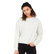 Stüssy - Ezra Cropped Baggy Crew Sweater