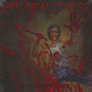 Cannibal Corpse - Red Before Black Opaque Red Vinyl Edition