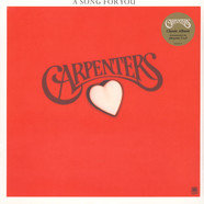 Carpenters, The - A Song For You