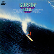 Beach Boys, The - Surfin' USA