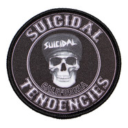 Suicidal Tendencies - California Patch