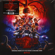 Kyle Dixon & Michael Stein - OST Stranger Things Season 2 Black Vinyl Edition