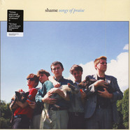 Shame - Songs Of Praise Black Vinyl Edition