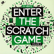 DJ Hertz - Enter The Scratch Game Volume 3 Clear Green Vinyl Edition