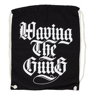 Waving The Guns - Kalligraphie Gym Bag
