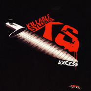 DJ Excess - Killable Syllables Orange Vinyl Edition