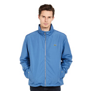Lacoste - Direct Embroidered Taffeta Blouson