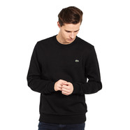 Lacoste - Embroidered Brushed Fleece Sweatshirt