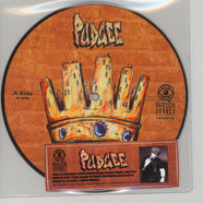 Pudgee - Down For My Crown / Your Hood Is My Hood Picture Disc