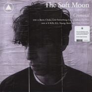 Soft Moon, The - Criminal Black Vinyl Edition