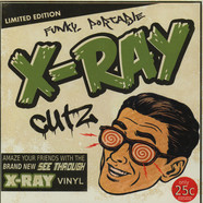 Crab Cake - Funky, Portable, X-Ray Cutz