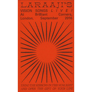 Laraaji - Vision Songs Live At Brilliant Corners