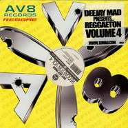Deejay Mad - Reggaeton Volume 4