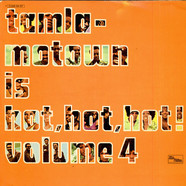 V.A. - Tamla-Motown Is Hot, Hot, Hot! Volume 4