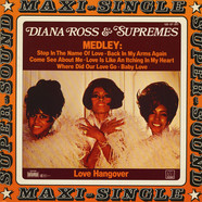 Supremes, The - Medley / Love Hangover