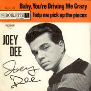 Joey Dee - Baby, You're Driving Me Crazy