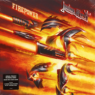Judas Priest - Firepower Black Vinyl Edition