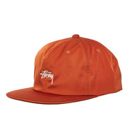 Stüssy - Stock Poly Cotton Snapback Cap