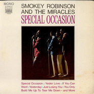 Smokey Robinson And The Miracles - Special Occasion