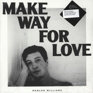 Marlon Williams - Make Way For Love Black Vinyl Edition