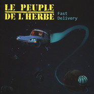 Le Peuple De L'Herbe - Fast Delivery Blue Vinyl Edition