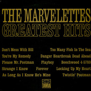 Marvelettes, The - Marvelettes Greatest Hits