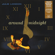 Julie London - Around Midnight Gatefold Sleeve Edition