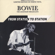 David Bowie - From Station To Station White Vinyl Edition