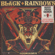 Black Rainbows - Pandaemonium Silver Vinyl Edition