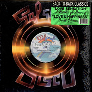 Loleatta Holloway / First Choice - Love Sensation  /  Love & Happiness