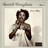 Sarah Vaughan - Lover Man Vol. 3