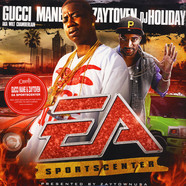 Gucci Mane & Zaytoven - EA Sportscenter Red Vinyl Edition
