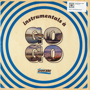 Cut Spencer - Instrumentals A Go Go Blue Vinyl Edition