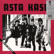 Asta Kask - Med Is I Magen Red Vinyl Edition