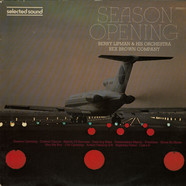 Berry Lipman & His Orchestra / Rex Brown Company - Season Opening