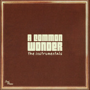 Common vs. Stevie Wonder - A Common Wonder Instrumentals