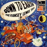 The Ramsey Lewis Trio - Down To Earth