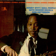 Sonny Stitt With Booker Ervin & Don Patterson - Soul People