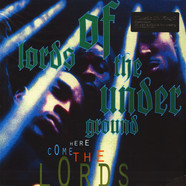 Lords Of The Underground - Here Come The Lords Black Vinyl Edition