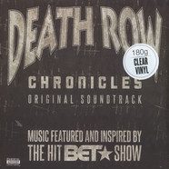 V.A. - OST Death Row Chronicles Clear Vinyl Edition