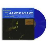 Guru - Jazzmatazz Volume 1 - 25th Anniversary Blue Vinyl Edition