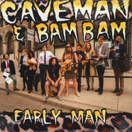 Caveman & Bam Bam - Early Man Orange Vinyl Edition