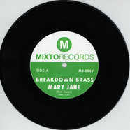 Breakdown Brass - Mary Jane / The Horseman