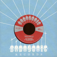 Caz Gardiner & The Badasonics - Never Gonna Let / Tic Tac Toe