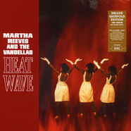 Martha Reeves & The Vandellas - Heat Wave Gatefold Sleeve Edition