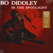 Bo Diddley - In The Spotlight Gatefold Sleeve Edition