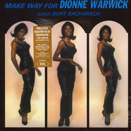 Dionne Warwick - Make Way For Dionne Warwick Sings Burt Bacharach Gatefold Sleeve Edition