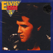 Elvis Presley - Elvis' Gold Records 5