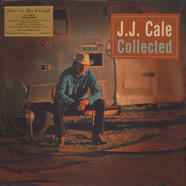 J.J. Cale - Collected Coloured Vinyl Edition