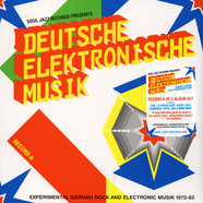 Deutsche Elektronische Musik - Volume 1 - Experimental German Rock And Electronic Music 1972-83 LP 1
